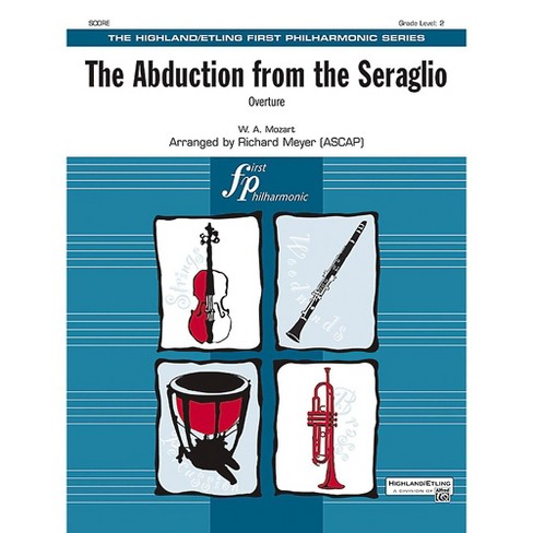 Alfred The Abduction from the Seraglio Full Orchestra Grade 2 - image 1 of 1