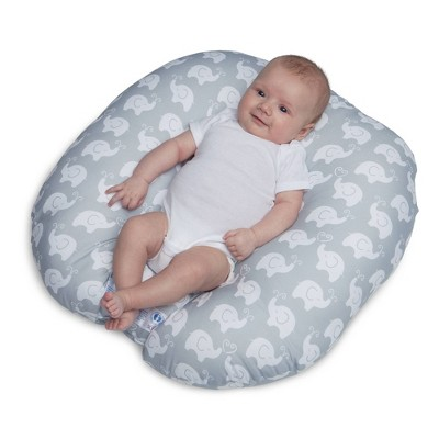 Boppy Original Newborn Lounger - Elephant Love