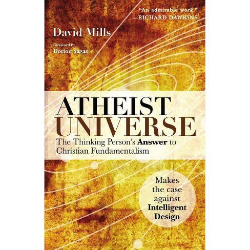 Atheist Universe - by  David Mills (Paperback) - image 1 of 1
