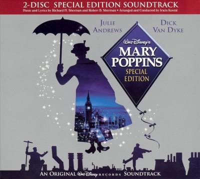 Disney - Mary Poppins (Special Edition)(CD)