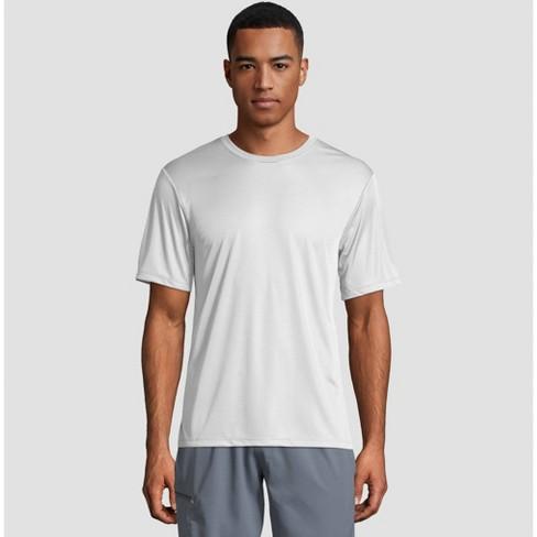 ebab0d0e Hanes Men's Big & Tall Short Sleeve CoolDRI Performance T-Shirt -White 3XL  : Target