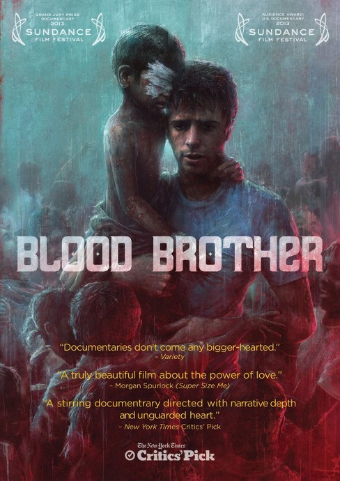 Blood brother (DVD) - image 1 of 1