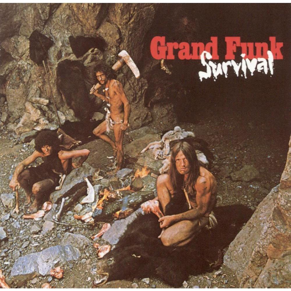 Grand Funk Railroad - Survival (CD)