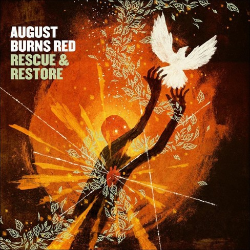August burns red - Rescue & restore (CD) - image 1 of 1