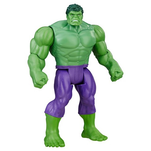 "Marvel Avengers Hulk Basic Action Figure 6"" - image 1 of 2"
