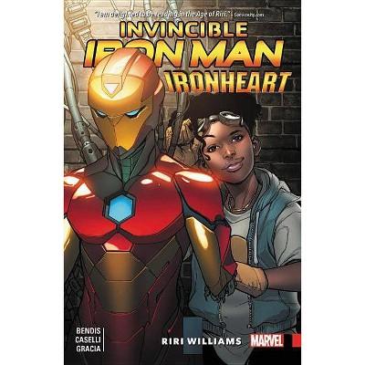 Invincible Iron Man: Ironheart Vol. 1 - (Paperback)