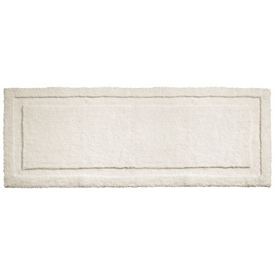 Spa Solid Bath Rug (60 x21 )Natural - iDESIGN