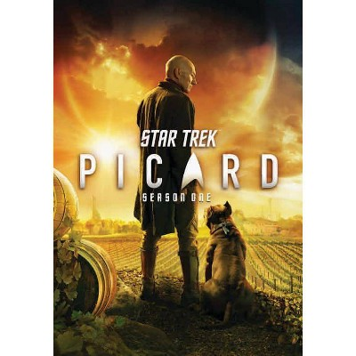 Star Trek: Picard - Season One (DVD)
