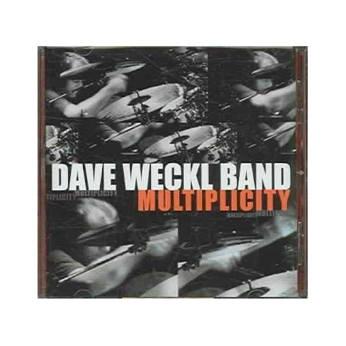 Dave Weckl - Multiplicity (CD) - image 1 of 1