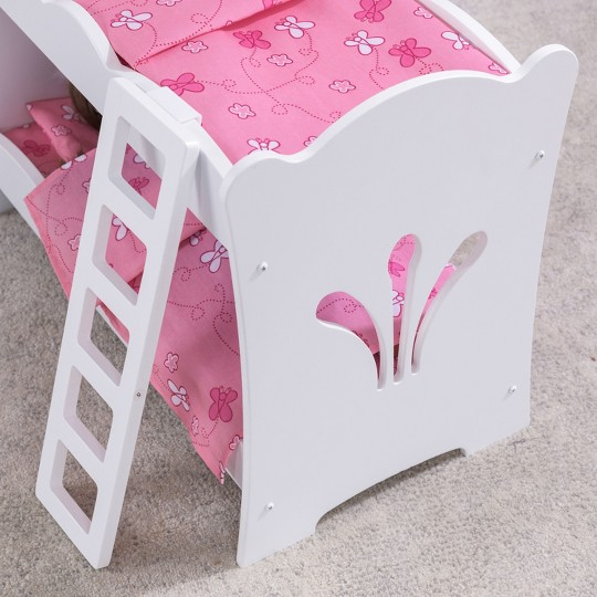 KidKraft Lil' Doll Bunk Bed image number null