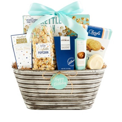 1-800-Baskets Happy Birthday Gift Basket - Grande