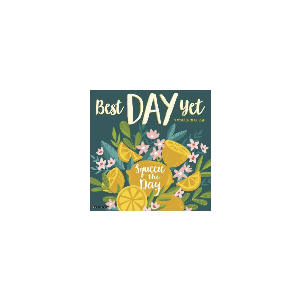 Best Day Yet 2020 Calendar - (Paperback)