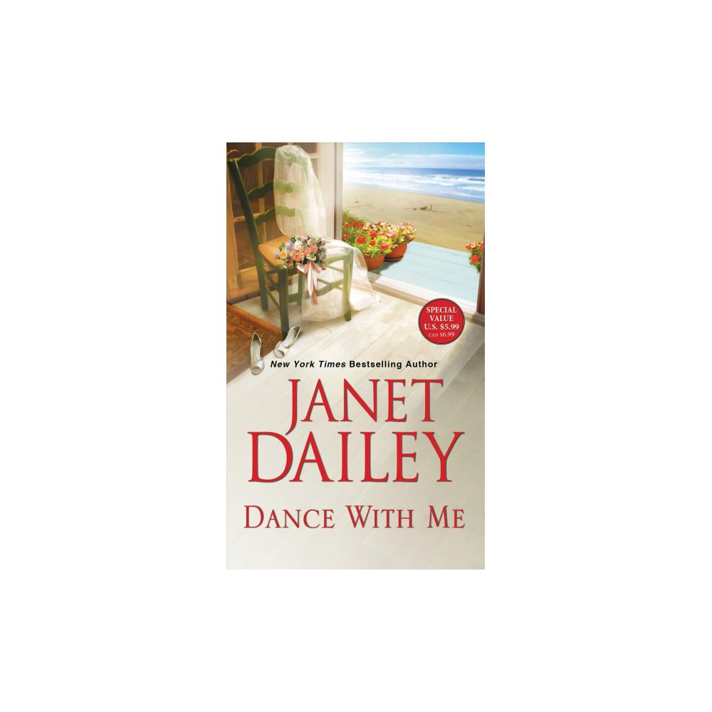 Dance With Me - by Janet Dailey (Paperback)