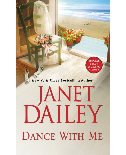 Dance With Me -  by Janet Dailey (Paperback) - image 1 of 1