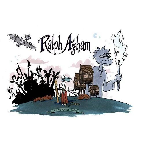 Ralph Azham - by  Lewis Trondheim (Hardcover) - image 1 of 1
