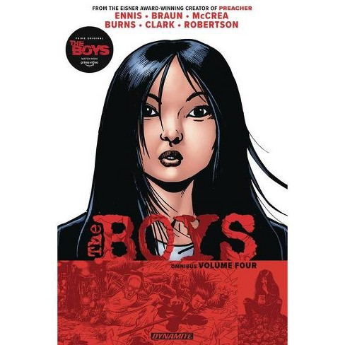 The Boys Omnibus Vol. 4 Tp - by  Garth Ennis (Paperback) - image 1 of 1