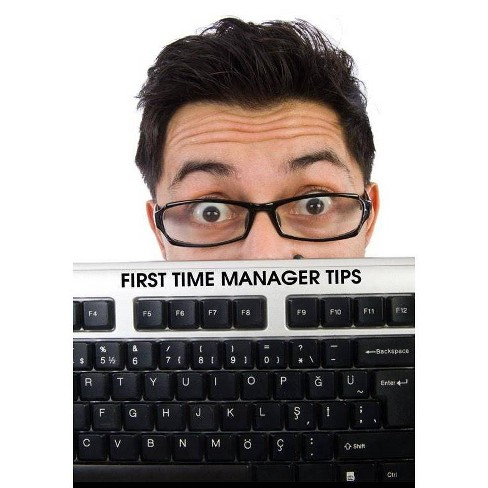 First-Time Manager Tips (DVD) - image 1 of 1