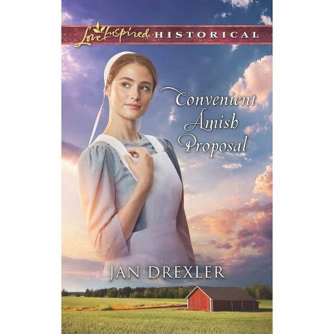 Convenient Amish Proposal - by  Jan Drexler (Paperback) - image 1 of 1