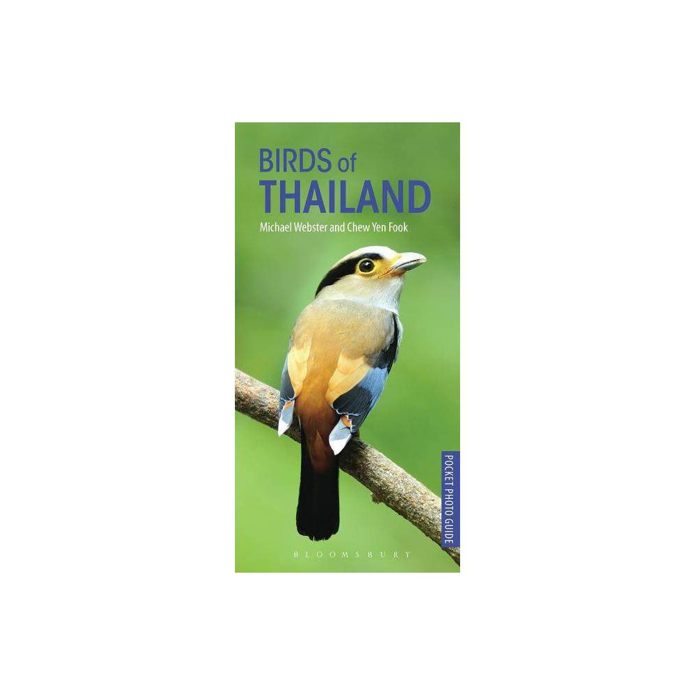 Birds Of Thailand Pocket Photo Guides By Michael Webster Paperback