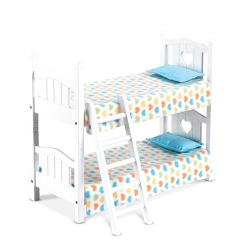 Melissa Doug Mine To Love Doll Bunk Beds Target