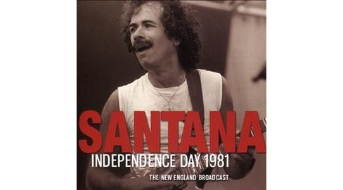 Santana - Independence Day 1981 (CD) - image 1 of 1