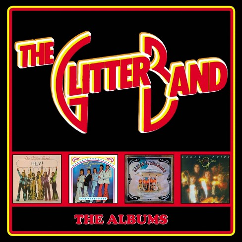 Glitter Band - Albums (CD) - image 1 of 1