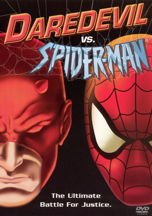 Daredevil vs. Spider-Man (dvd_video) - image 1 of 1
