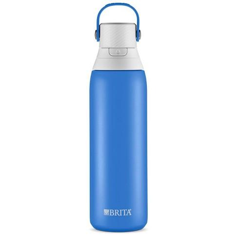 Brita Premium Filtered Water Bottle Stainless - Ocean - image 1 of 2