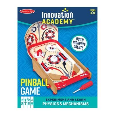 Melissa & Doug Innovation Academy - Pinball Game
