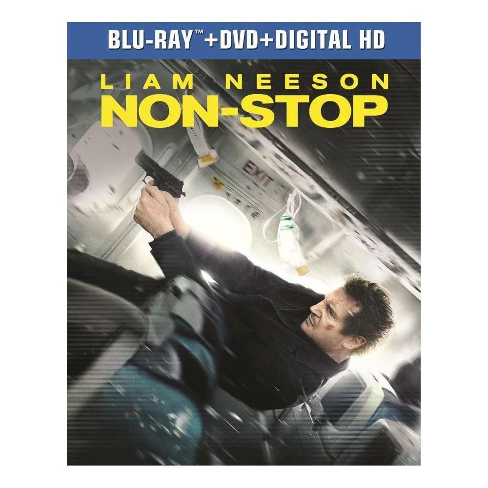 Non-Stop (2 Discs) (Includes Digital Copy) (UltraViolet) (Blu-ray/Dvd)