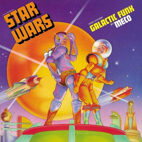 Meco - Music Inspired By Star Wars And Other Galactic Funk (Vinyl) - image 1 of 1