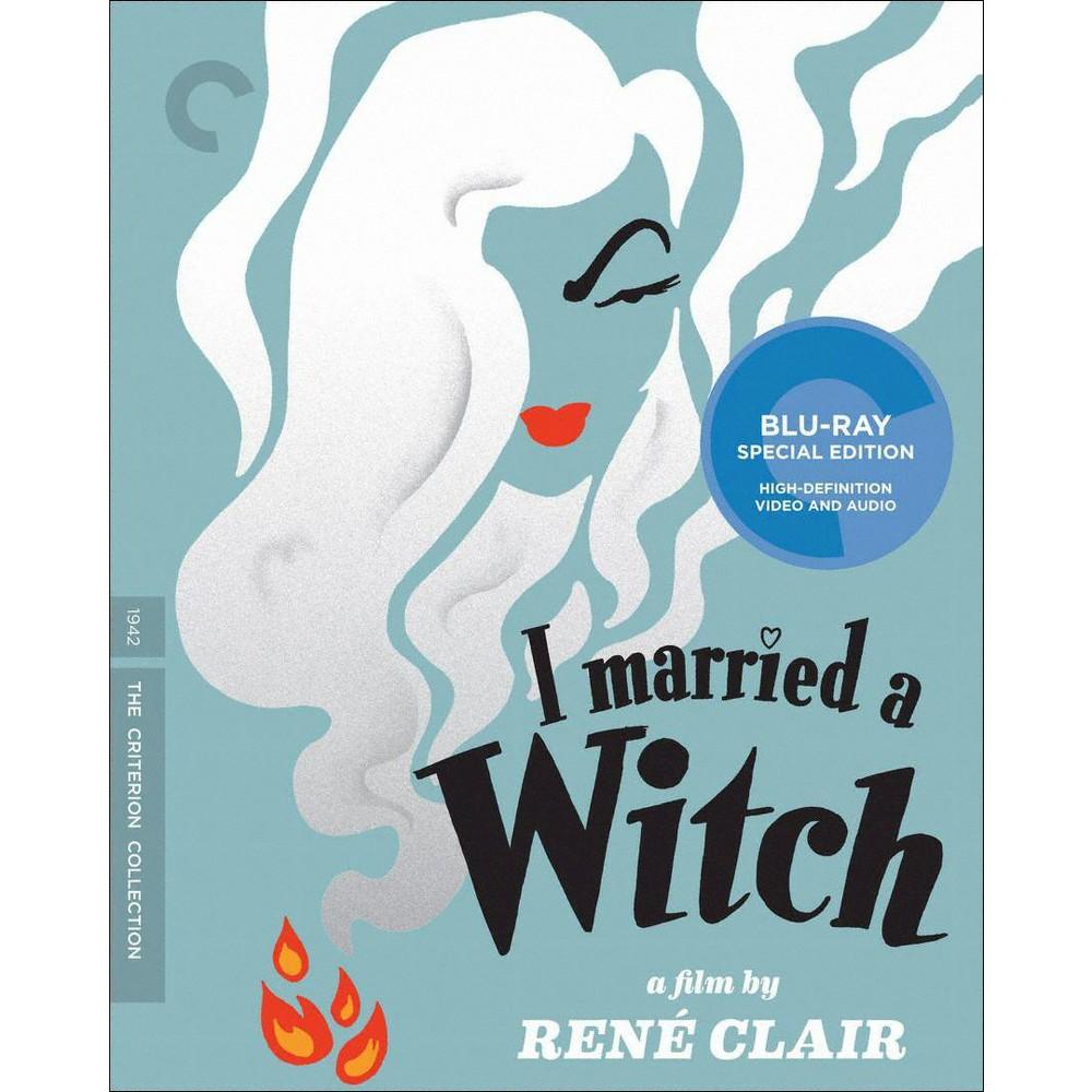I Married A Witch (Blu-ray)