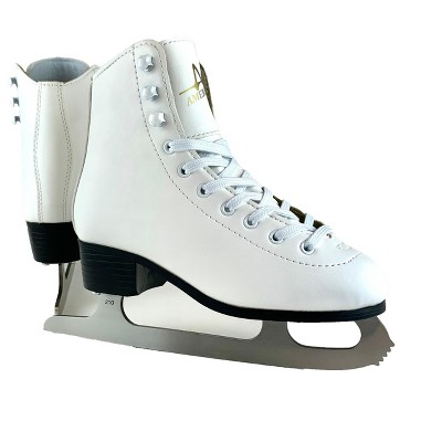 American Athletic Girl's Tricot Lined Figure Skate