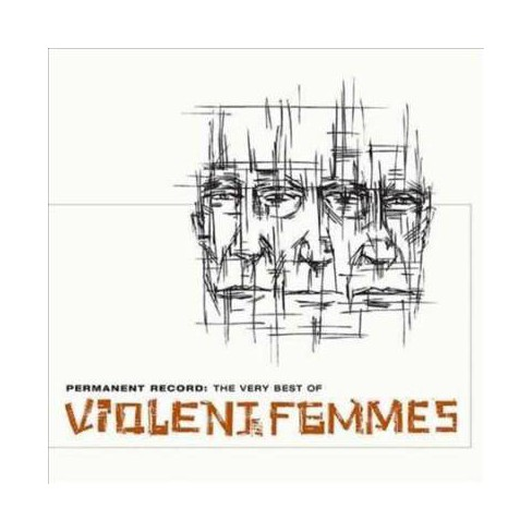 Permanent Record: The Very Best of Violent FemmesPermanent Record: The Very Best of Violent Femmes (CD) - image 1 of 1
