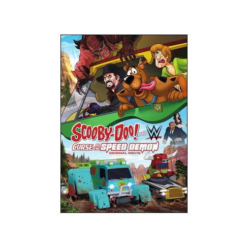 Scooby-Doo And WWE: Curse Of The Speed Demon (DVD) - image 1 of 1