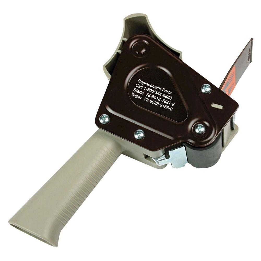 Image of Scotch Box Sealing Pistol Grip Tape Dispenser, Gray