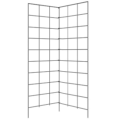 Two Panel Folding Trellis - Gardener's Supply Company