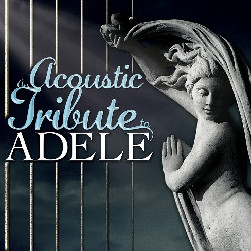 Various - Acoustic tribute to adele (CD) - image 1 of 1