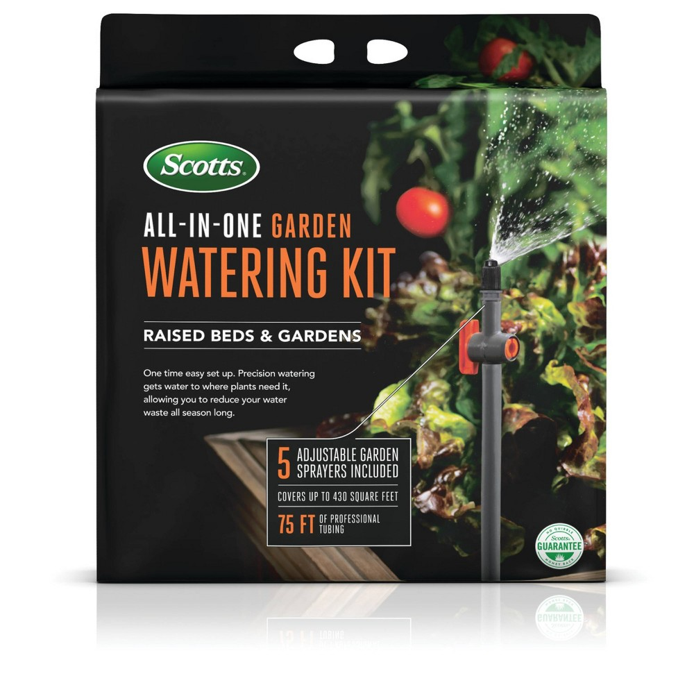Image of Scotts All-in-One Garden Watering Kit