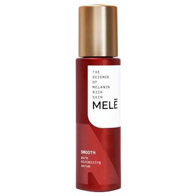 MELE Smooth Pore Minimizing Facial Serum for Melanin Rich Skin - 1 fl oz
