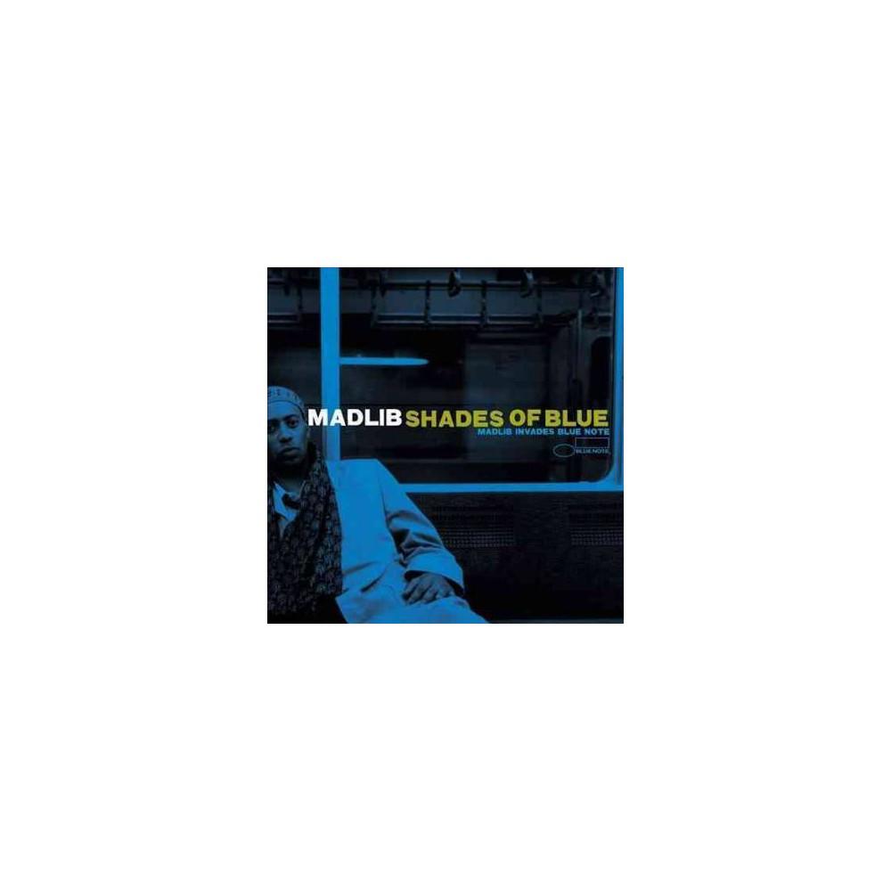 Madlib - Shades Of Blue (Vinyl)
