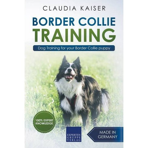 Border Collie Training - Dog Training for your Border Collie puppy - by  Claudia Kaiser (Paperback) - image 1 of 1