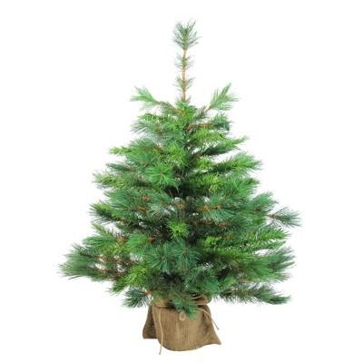 """Northlight 36"""" Unlit Artificial Christmas Tree Medium Rosemary Spruce"""