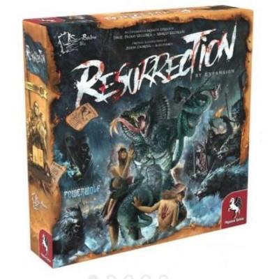 Armata Strigoi - Resurrection Board Game