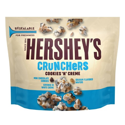 Hershey's Cookies and Cream Crunchers Chocolate Candy - 6.1oz - image 1 of 4