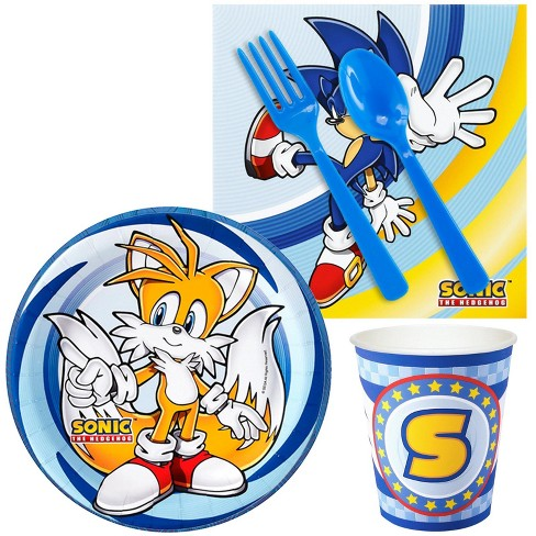 16ct Sonic the Hedgehog Snack Party Pack - image 1 of 1