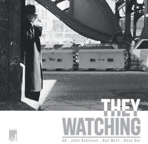 John Robinson - They Watching (Vinyl) - image 1 of 1