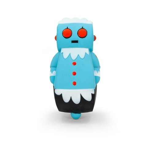 Crowded Coop, LLC The Jetsons Rosie the Robot 6.5 Inch Silicon Squeaker Dog Chew Toy - image 1 of 4