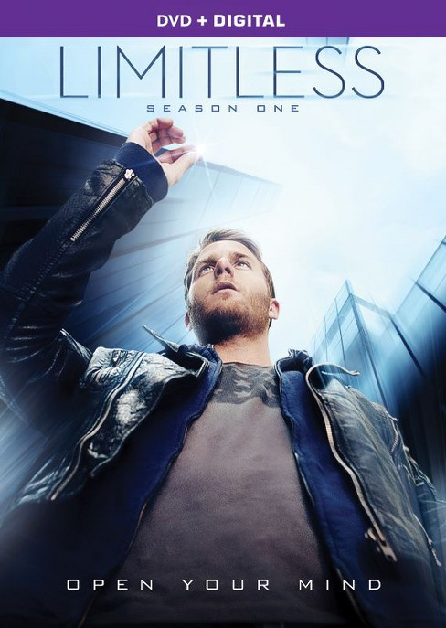 Limitless:Season One (DVD) - image 1 of 1
