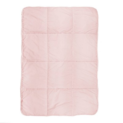 Tadpoles Quilted Toddler Comforter Box Pattern - Pink